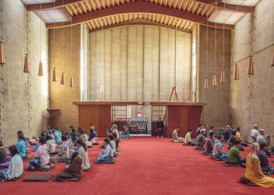 Shurangama retreat